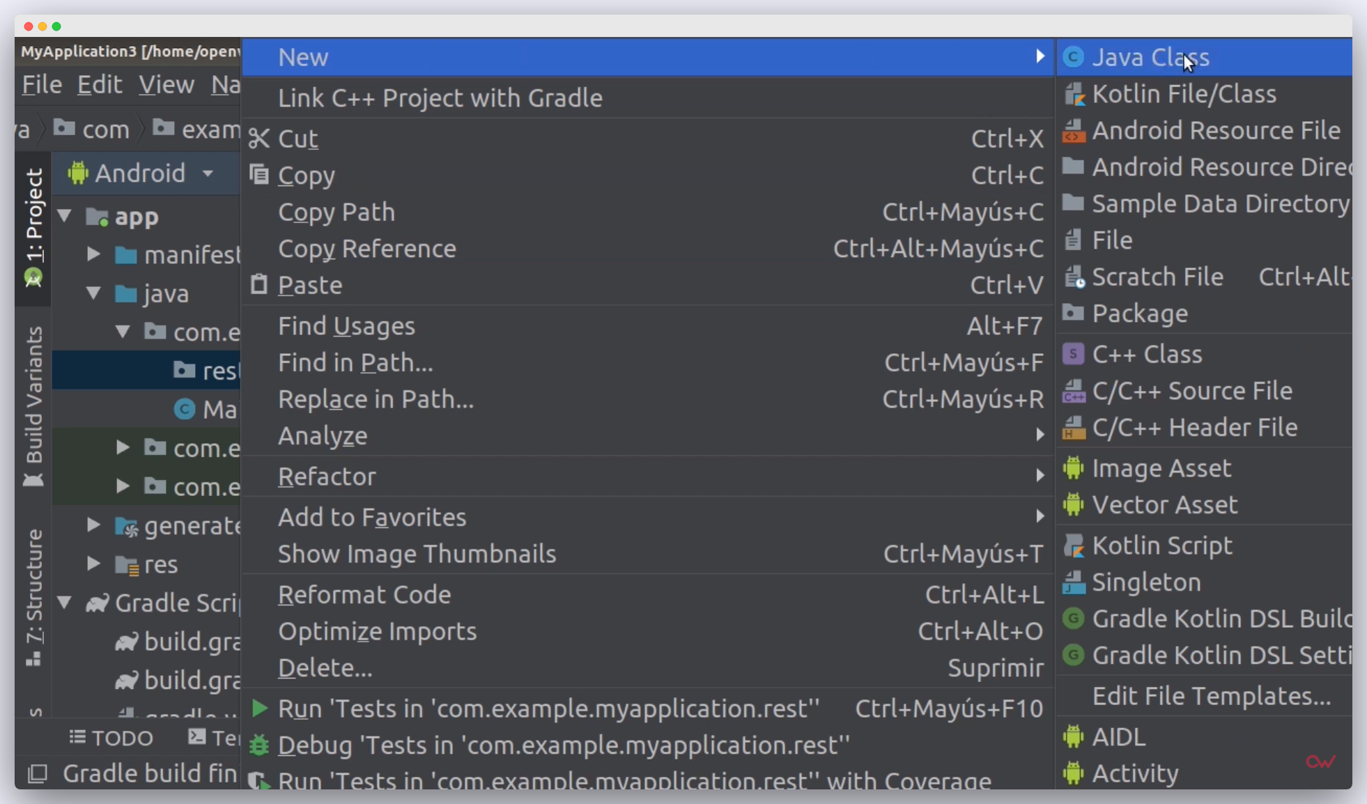Imagen 1 en Android Annotations: consumir API REST