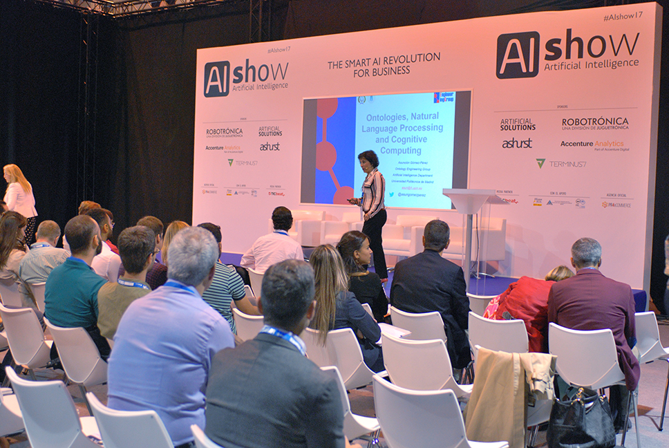 AIshow IA 2019 EVENTO