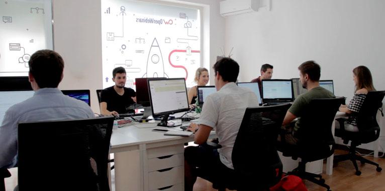 Imagen 0 en OpenWebinars crece: buscamos Sales Assistant (Trabaja con nosotros)