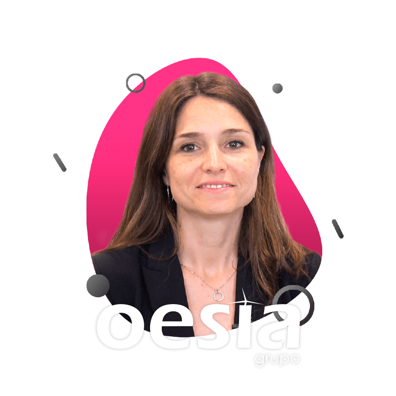 Marta Fajardo - Directora de Desarrollo de Talento en OESÍA